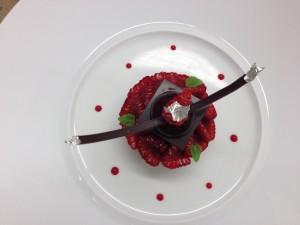 Le dessert des Francos Gourmandes de Joannic et Jacques