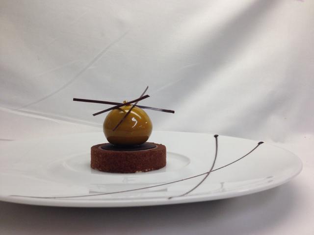dessert Amaretti à l'Orange
