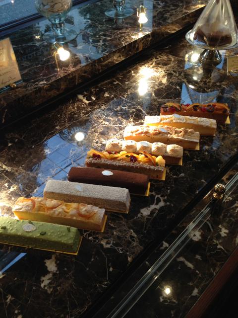 gâteaux de voyage de Norihiko Terai