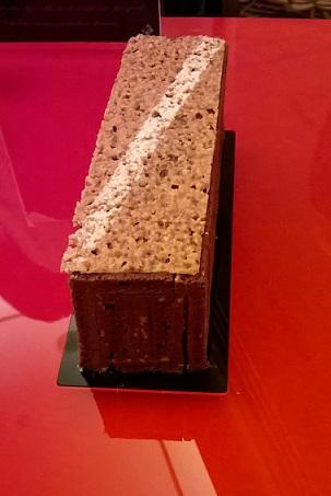 Gâteau de Voyage de Joannic TATON